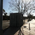 歩道の写真